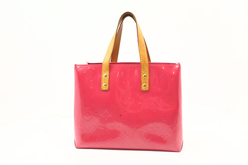 Louis Vuitton Reade PM in Pink Vernis Leather