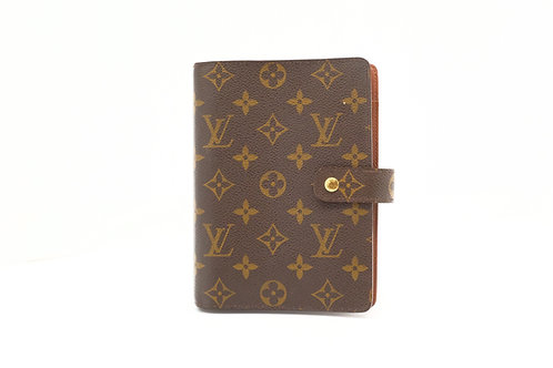Louis Vuitton Agenda MM in Monogram Canvas