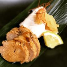 茹で鱈と真子の旨煮