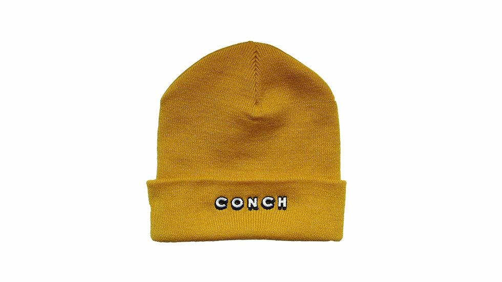 CONCH Beanie (Yellow)