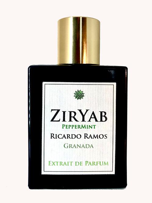 Ziryab Peppermint Extrait de Parfum 50ml