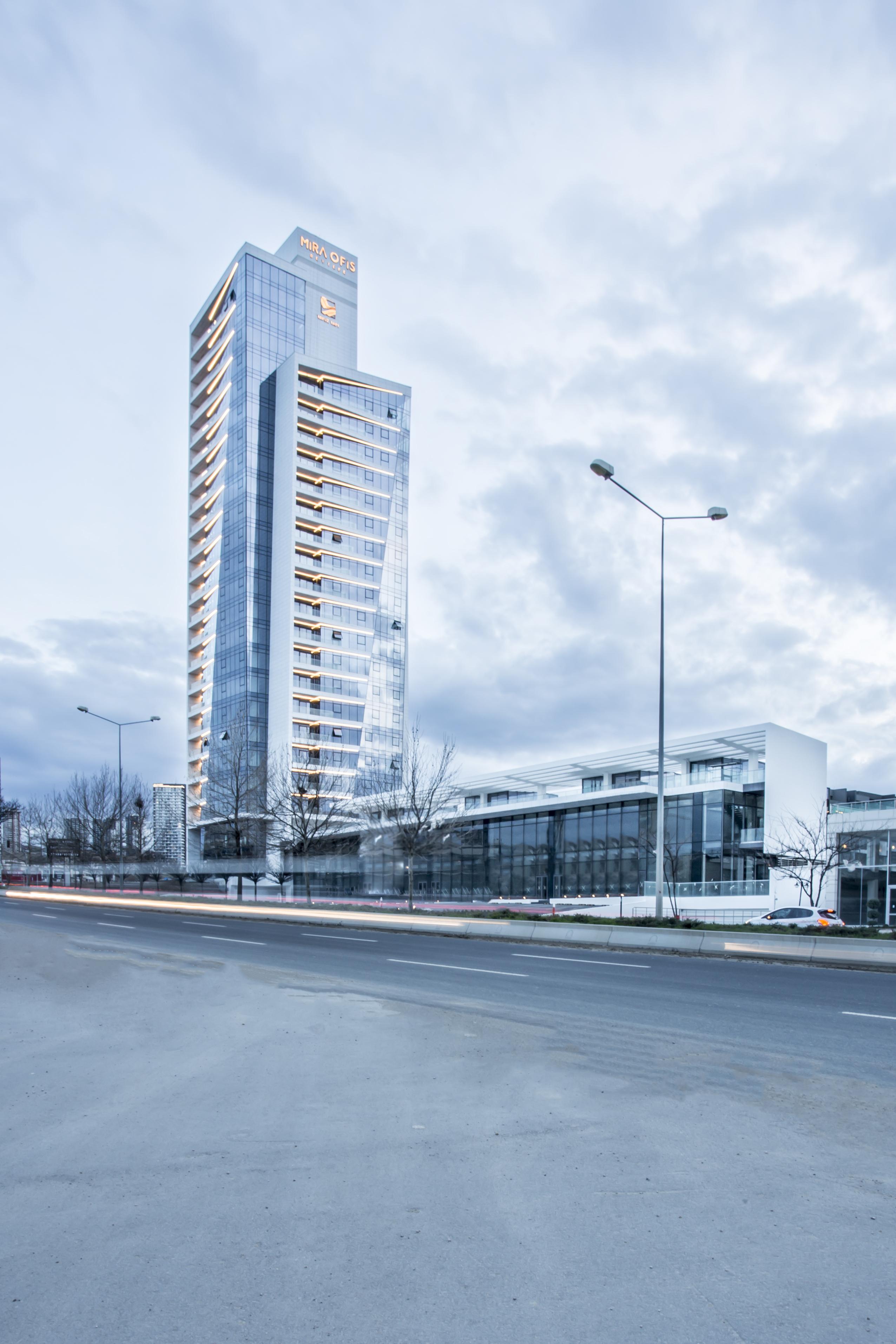 Mira Tower//Gökhan Aksoy Architects