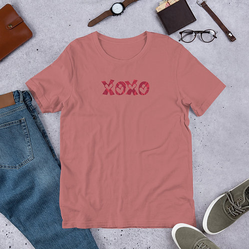 XOXO Short-Sleeve Unisex T-Shirt