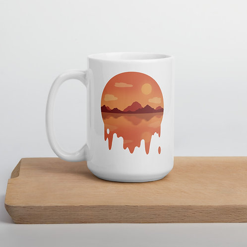 Sunny Mountain Mug