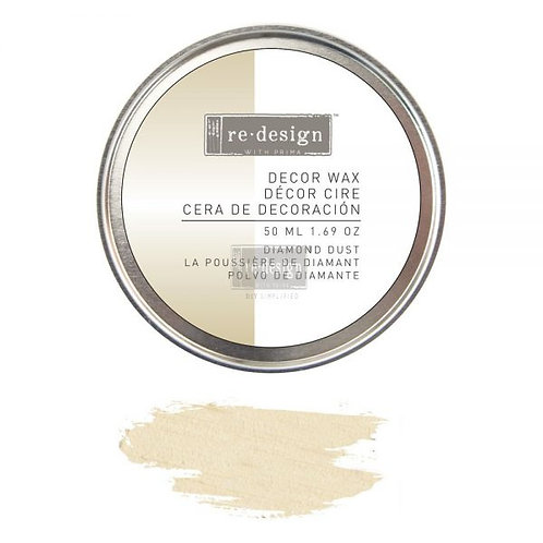 Redesign Decor Wax Diamond Dust 1.69 oz. (50ml)