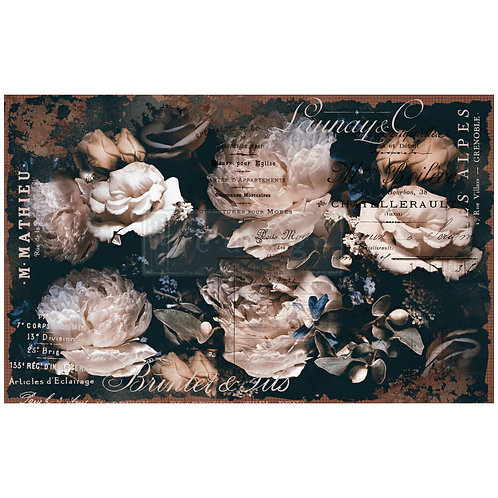 Uniqua – Decoupage Decor Tissue Paper – (19″ x 30″ total size)