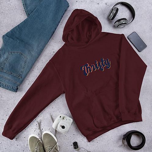 Thrifty Unisex Hoodie