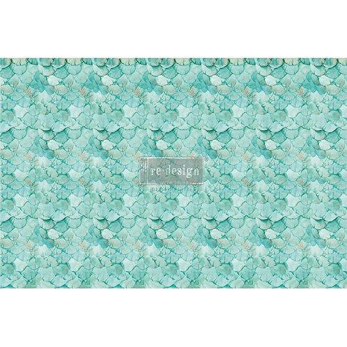 Ariel – Decoupage Decor Tissue Paper – (19″ x 30″ total size)
