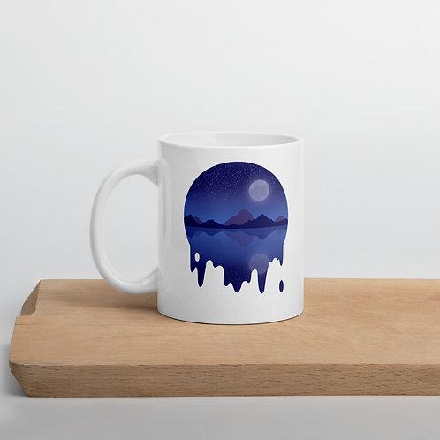 Blue Moon Mountain Mug