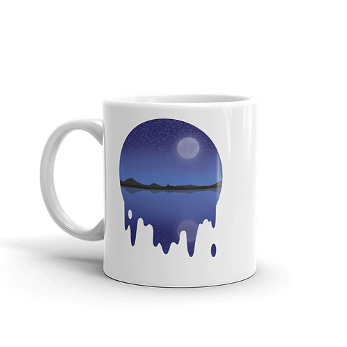 Night Reflection Mug