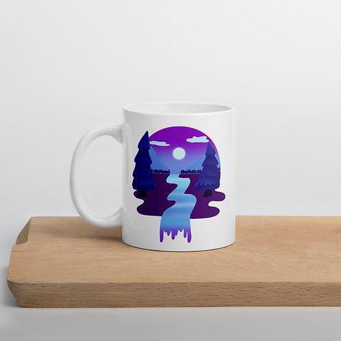 Plum Forest Mug