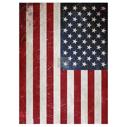 "Redesign Decor Transfer - America 23"" x 30"""