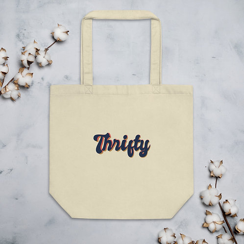 Thrifty Eco Tote Bag