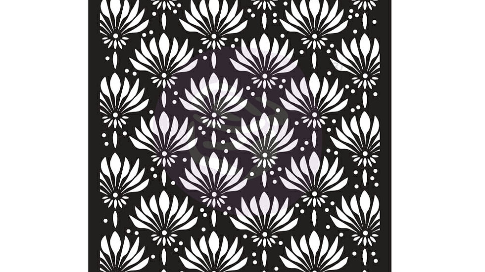 6×9 STENCIL – DANDELIONS – 6″ X 9″