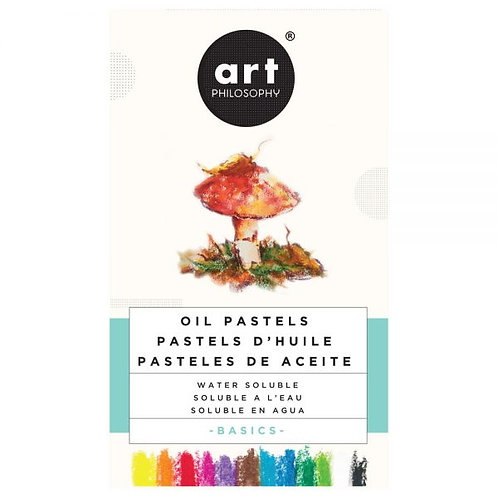 Watersoluble Oil Pastels- Basics