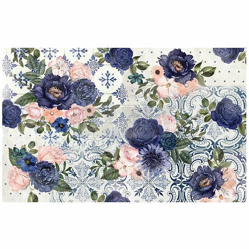 Fancy Essence – Decoupage Decor Tissue Paper – (19″ x 30″ total size)
