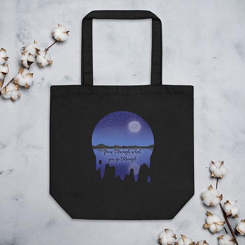 Grow through what you go through Eco Tote Bag