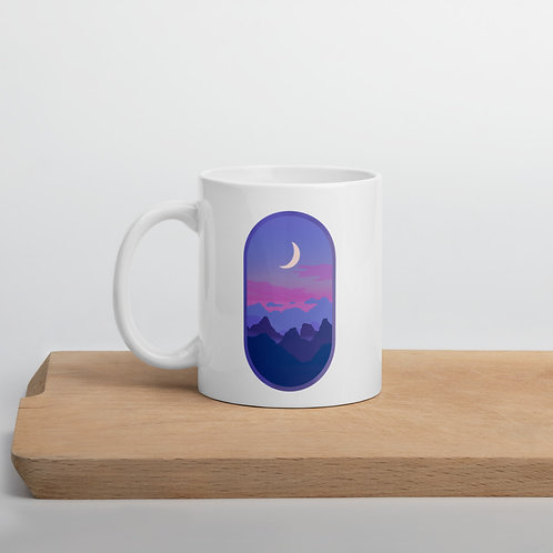 Cotton Candy Moon Mug