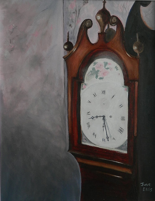 Passing of Time (original oil 11x14)