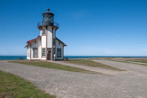 Pt. Conception Lighthouse