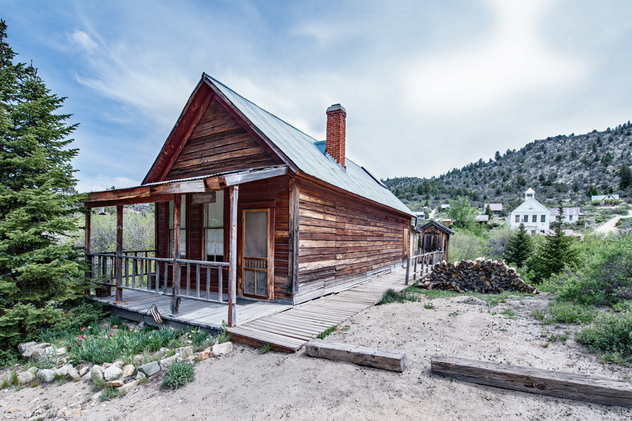 Cabin in Silver City