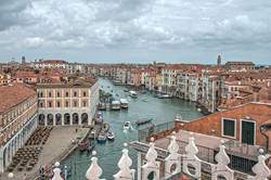 Grand Canal from Above