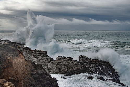 Monster Waves at Sonoma Coast