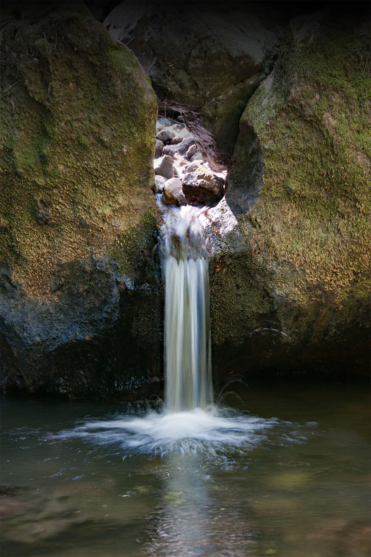 Waterfall at Sugarloaf