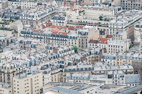 City View from Eiffel