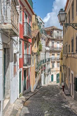 Lisbon Alleyway