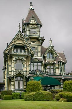 Carson Mansion of Eureka