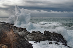 Monster Waves at Sonoma Coast