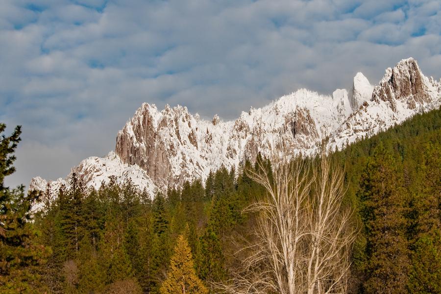 Castle Crags Profile