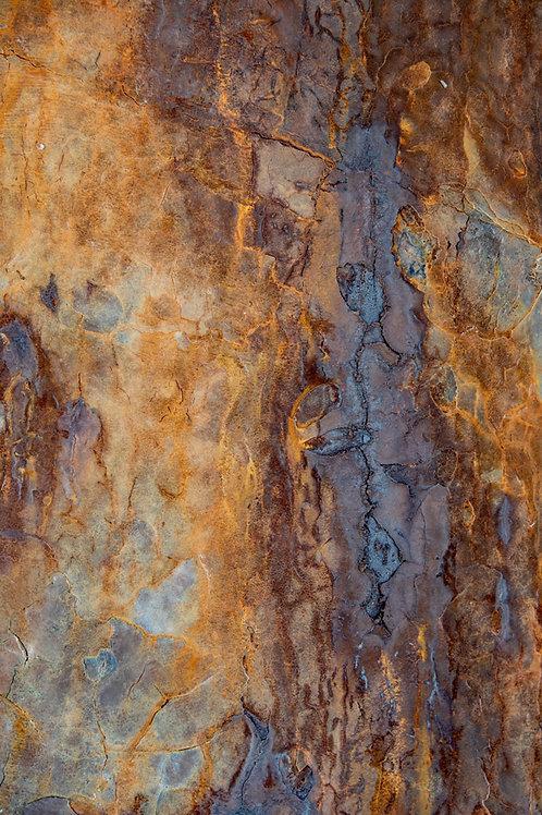 Rusting Pillar