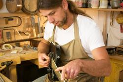 A Guitar Shop in Paris