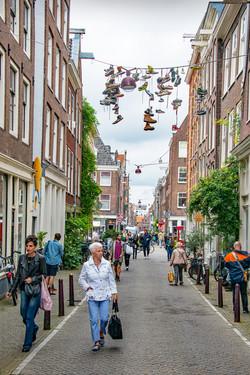 Amsterdam Street Scene