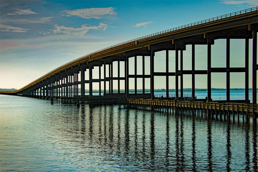 Outer Banks Bridge