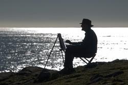 Silhouette Painter