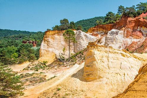Colorado in Provence