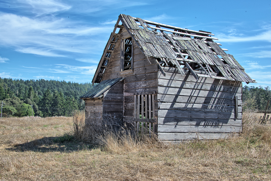 Weathered House