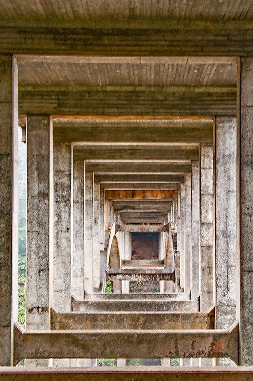 Under The Gig River Bridge