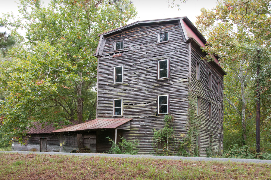 The Old Mill House