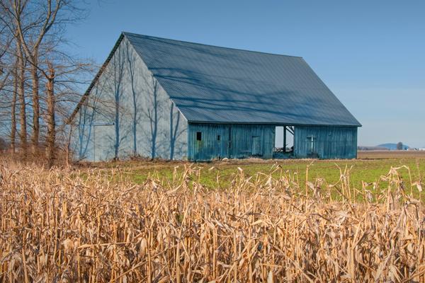 McLean Rd Barn