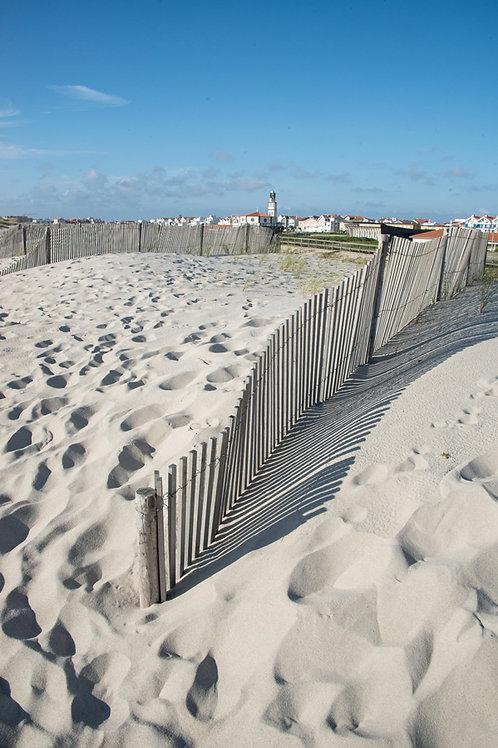 Sand Dunes at Costa Nova