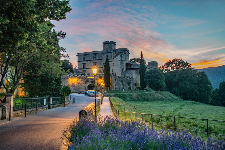 Lourmarin Castle