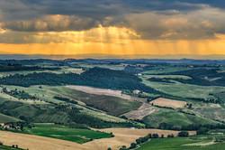 Tuscan Sunset-II