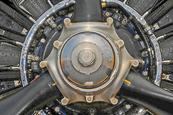 Prop Plane Engine