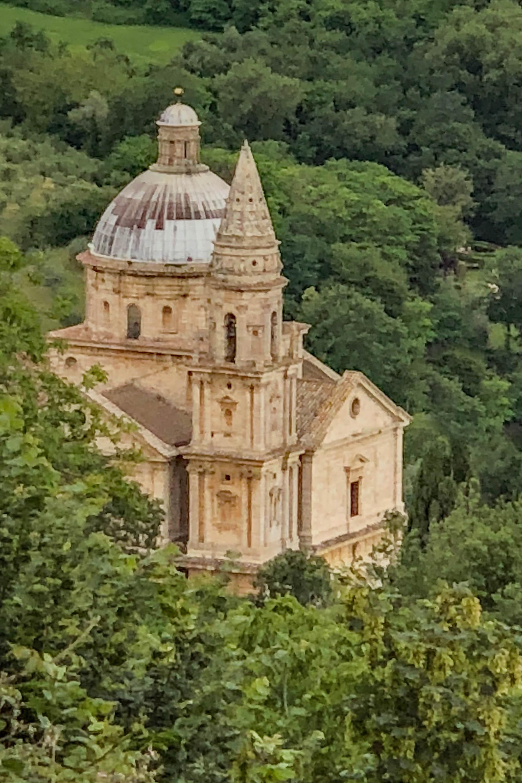 Basilica in Tuscany