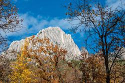 Castle Crags in Autumn