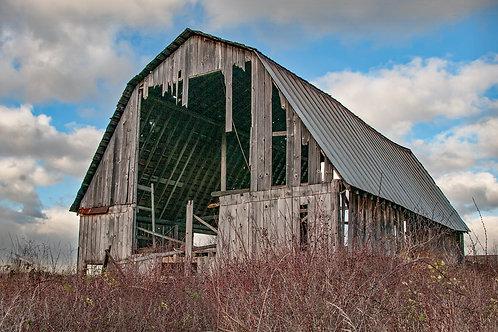 Lopez Island Barn II